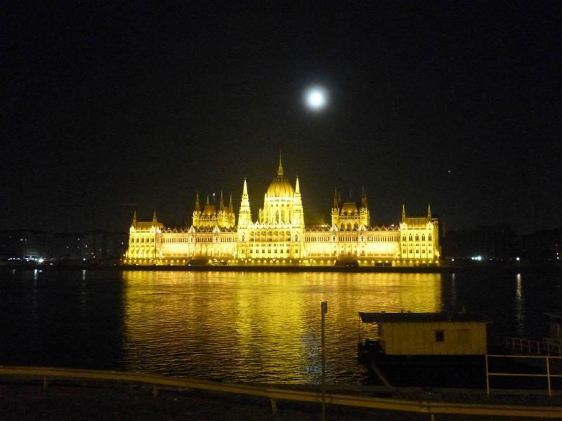 Cosa vedere a Budapest parlamento ungheria
