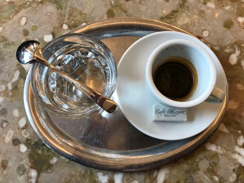 caffè storici di vienna mozart centro