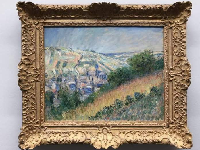 museo albertina monet