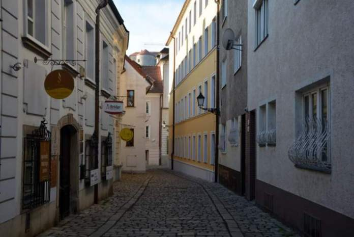 bratislava centro storico