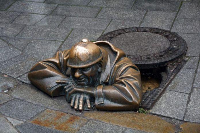 statua cumil