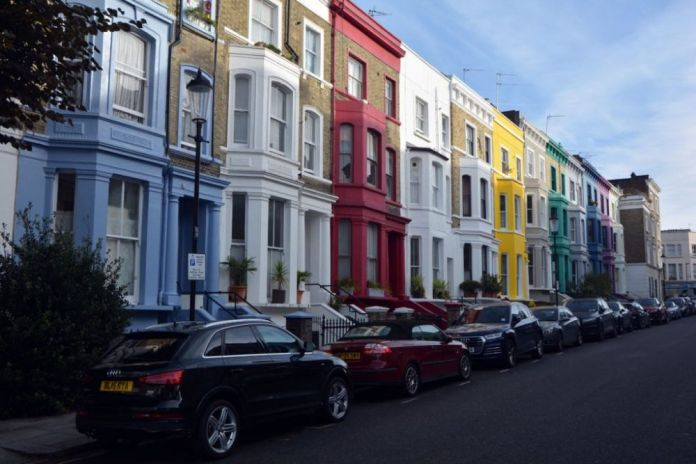 notting hill londra vedere