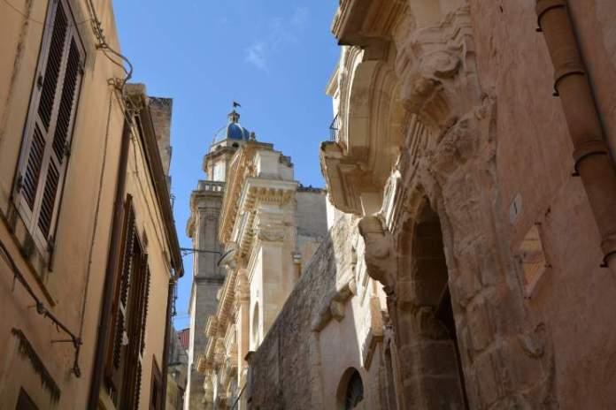 architettura barocca edifici