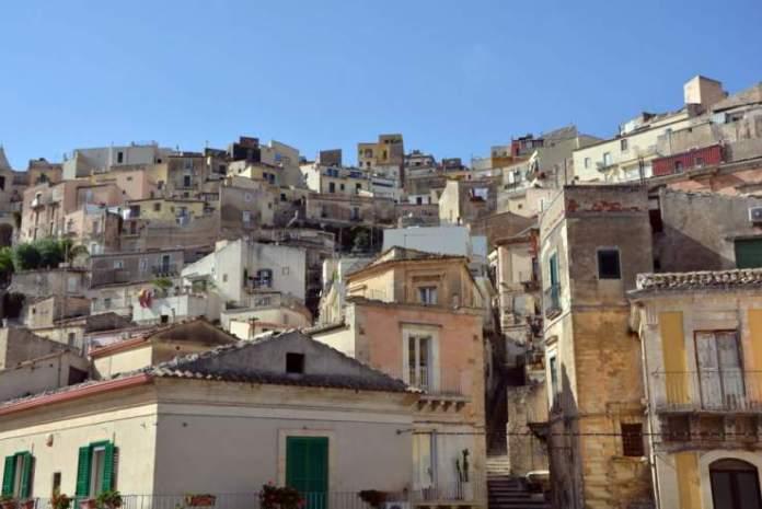 ragusa sicilia scorci