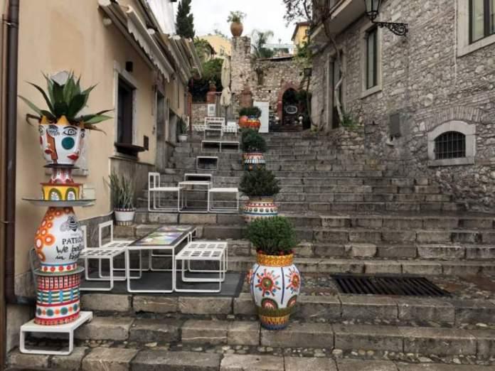 taormina sicilia sud orientale