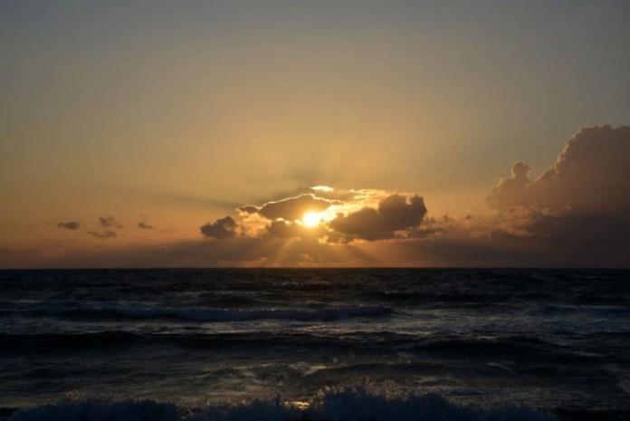 tramonto sicilia sud orientale