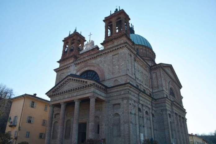 chiesa parrocchiale ss quirico paolo