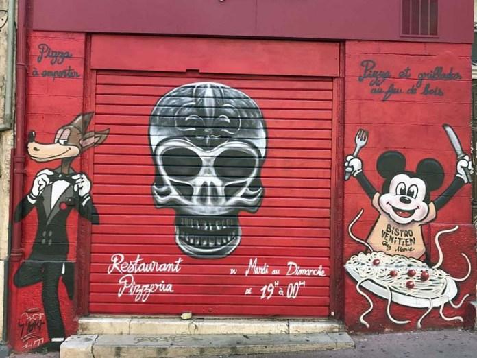 murales street art