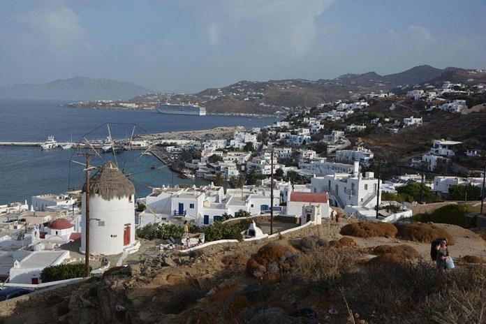 panorama mykonos