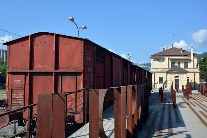 memoriale deportazione borgo san dalmazzo
