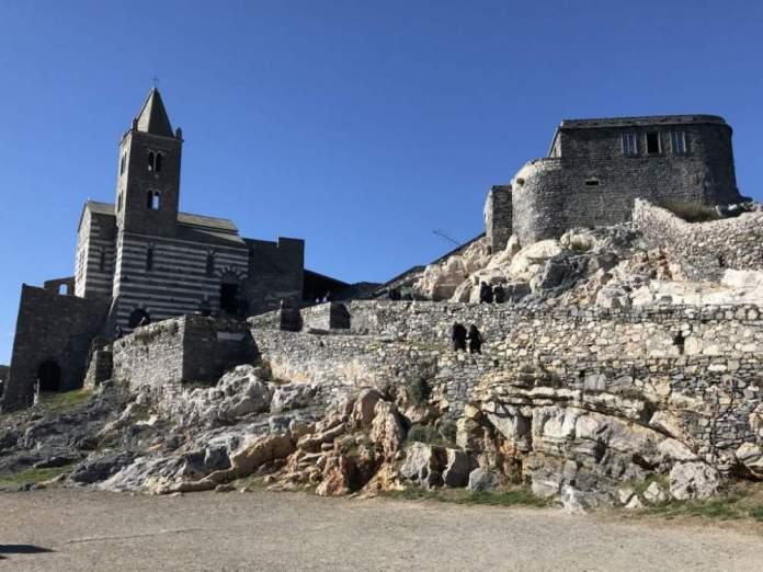 portovenere chiesa san pietro