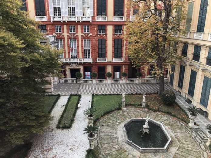 giardino palazzo bianco doria tursi