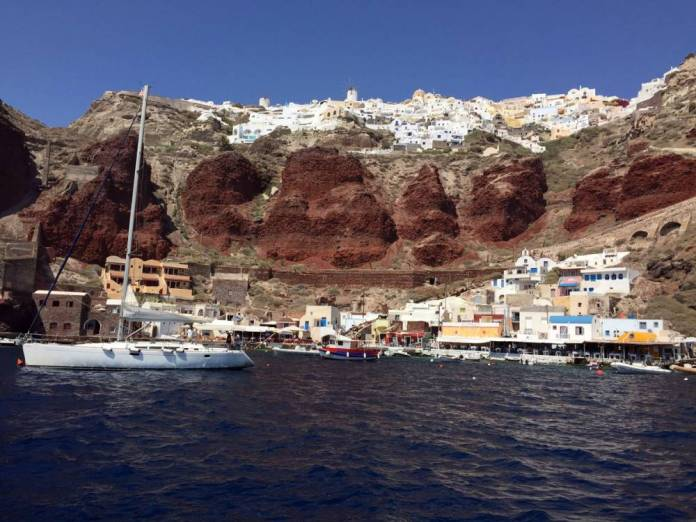 porto armeni oia