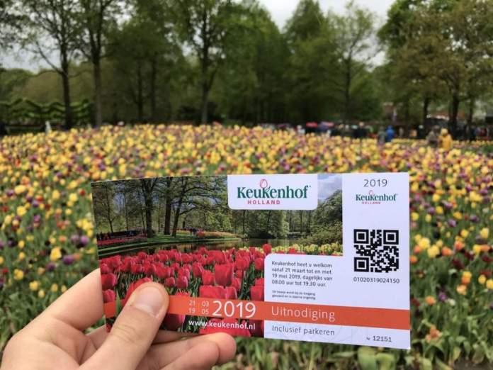 visita parco keukenhof ingresso