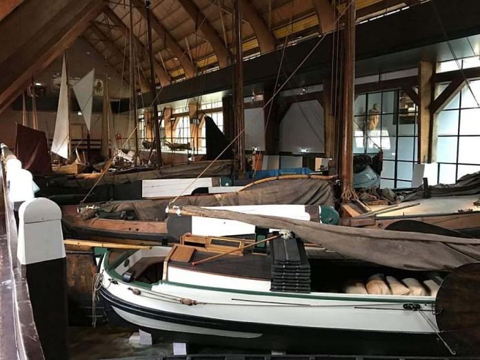 zuiderzeemuseum navi barche