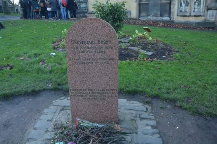 greyfriars bobby cimitero cane
