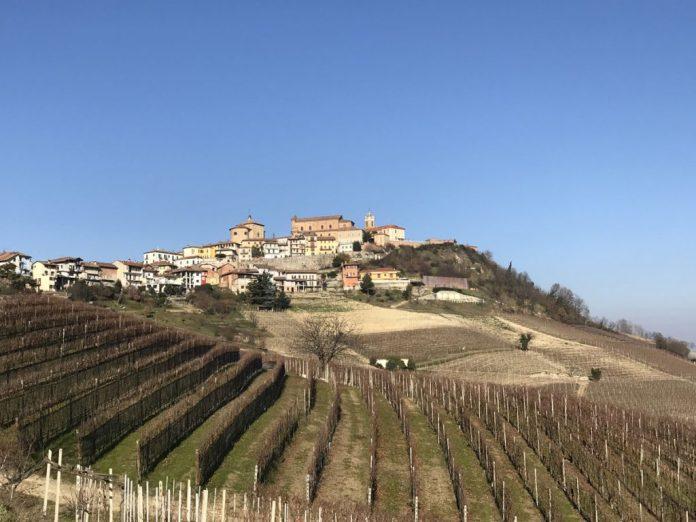 langa barolo panorama borgo