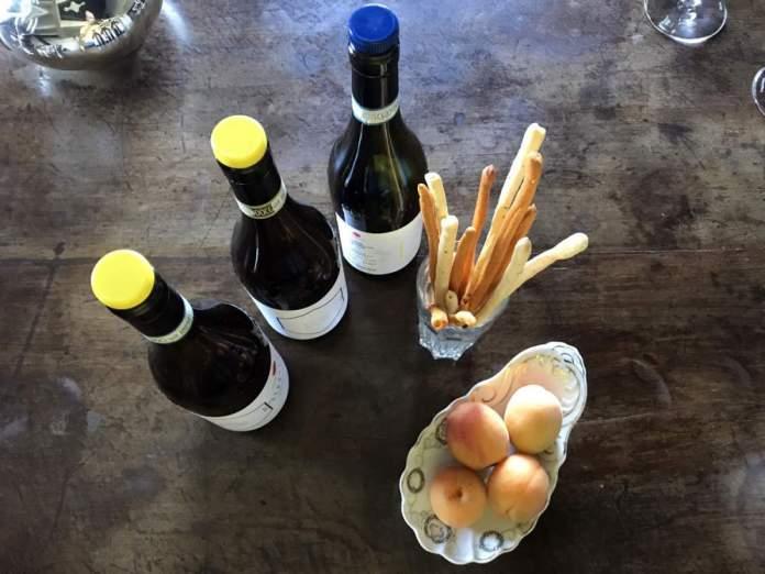 degustazione vini castello perno
