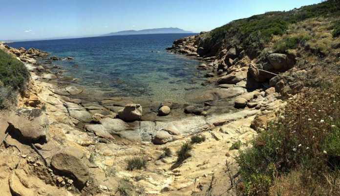 spiagge libere della maremma punta capomarino