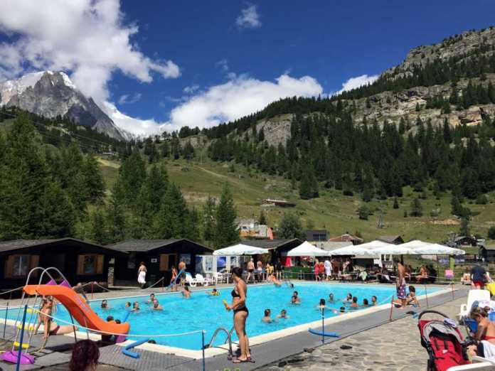 courmayeur e dintorni piscina plan checrouit