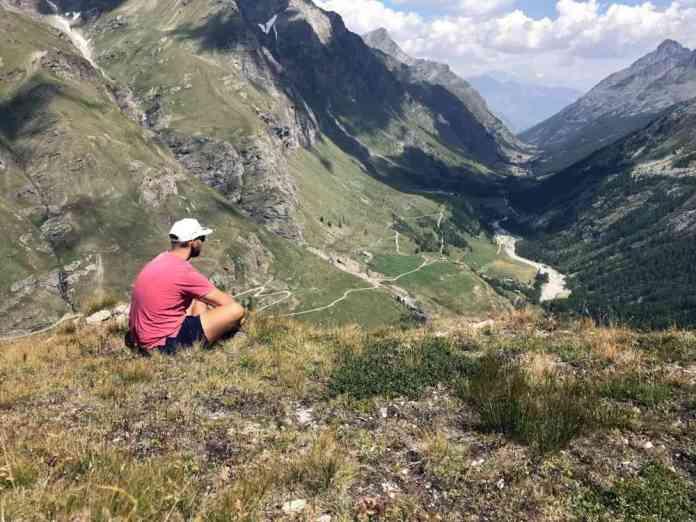 escursioni val di rhemes vista panoramica