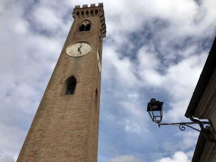 campanone torre santarcangelo