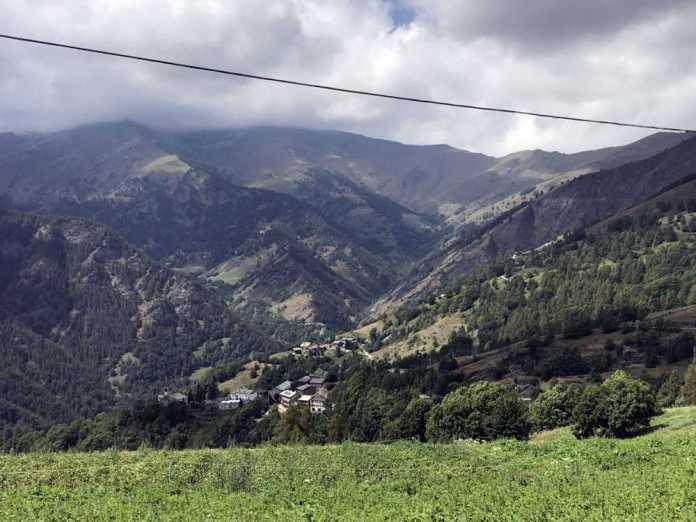 cosa vedere valle maira panorama montagne