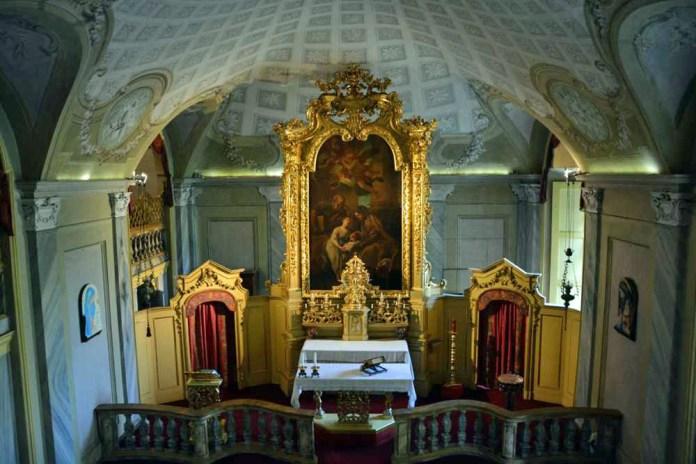 dintorni torino cappella regia