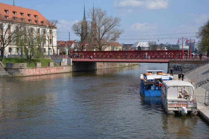 ponte plaskowy most