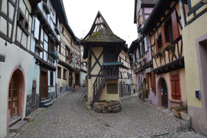 dintorni colmar eguisheim