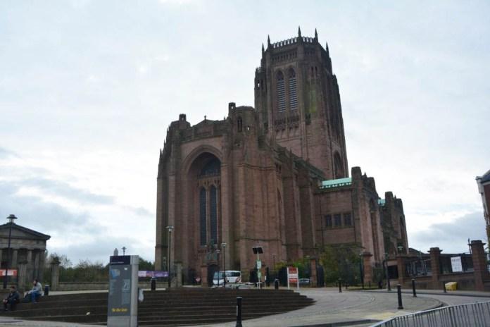 cosa vedere un giorno liverpool cattedrale anglicana