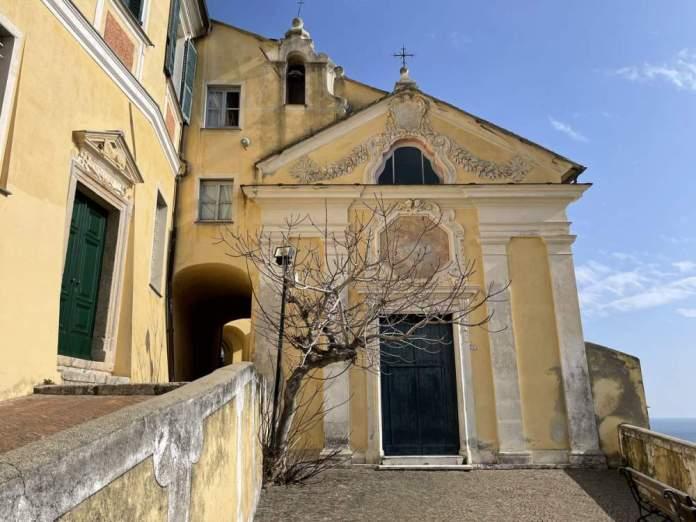vescovado chiesa noli