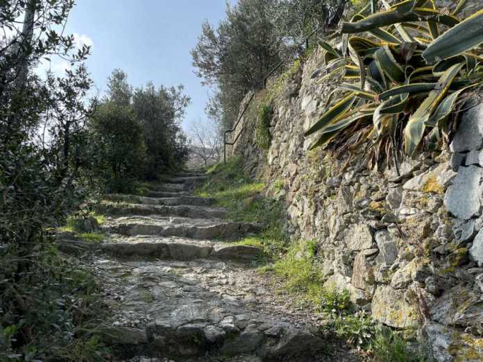 escursioni savona mulattiera antica