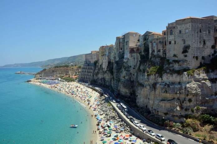 dove andare vacanza estate italia tropea calabria