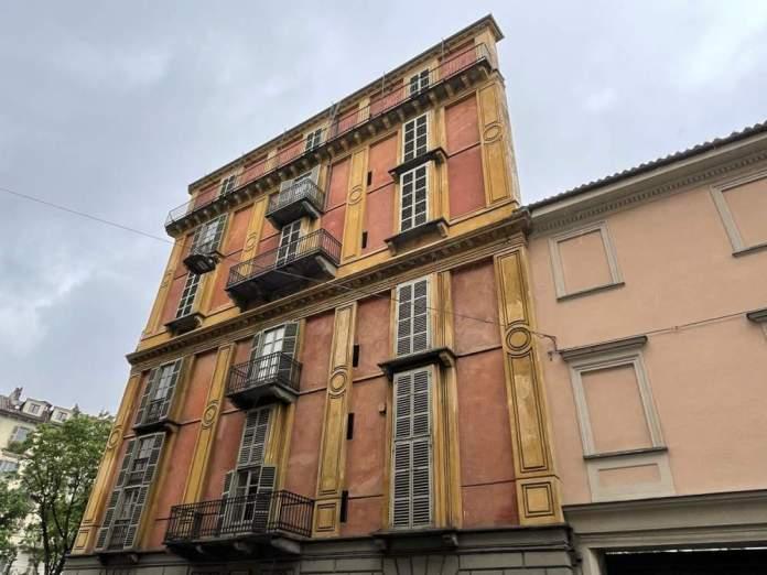 palazzo fetta di polenta
