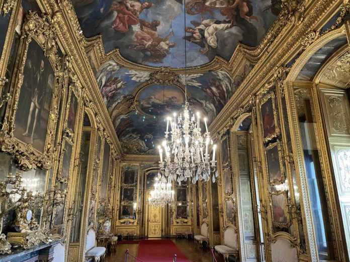 galleria daniel palazzo reale