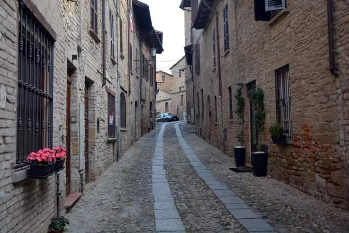 castellarquato centro storico