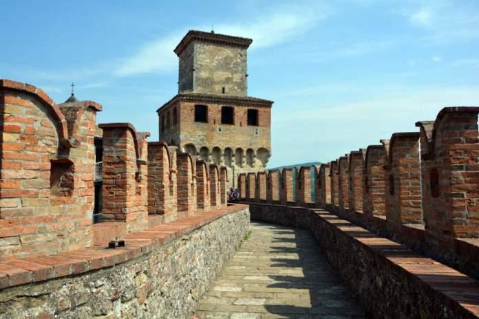 castello vigoleno