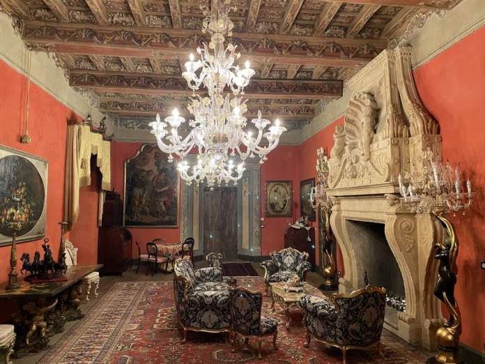 sala castello vigoleno