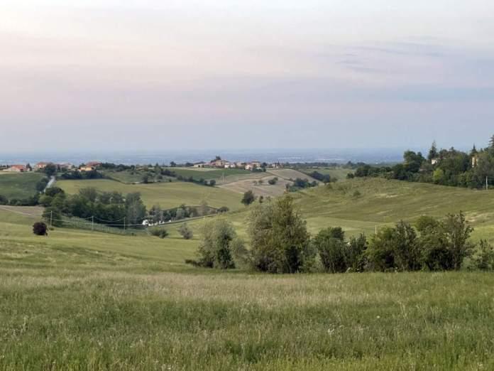 panorama campagna natura