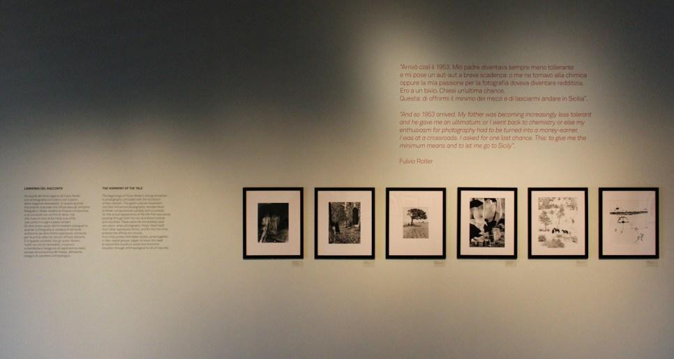 La mostra alla Casa dei Tre Oci