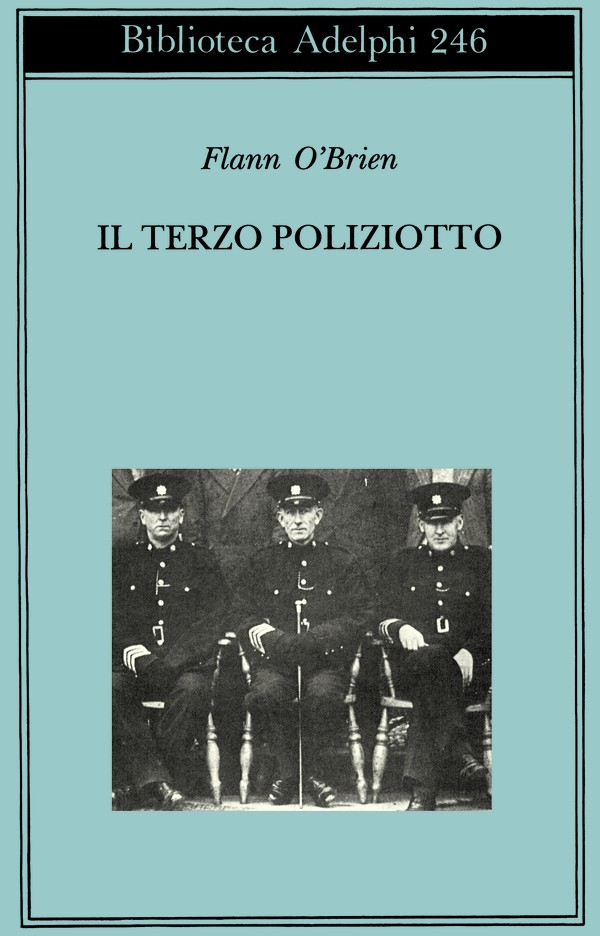 Il Terzo Poliziotto Cover