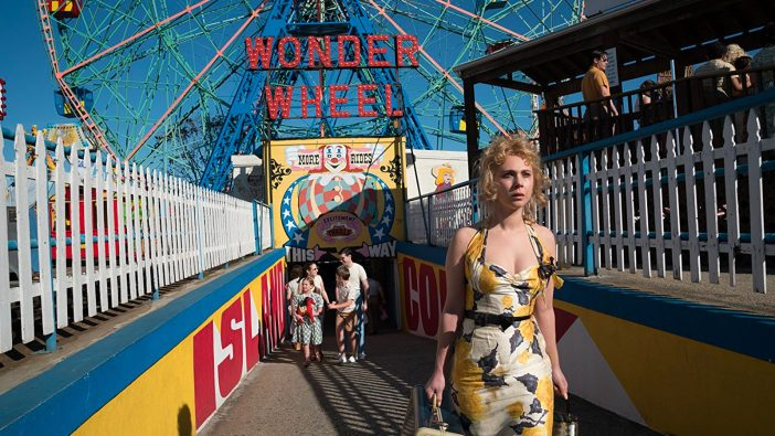 Ciné Club 60 Wonder Wheel