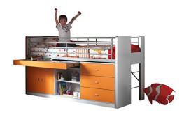 parisot 2159comb ensemble de meubles