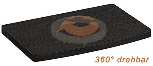 ricoo plateau tournant tv lcd support televiseur rotatif fs053 tv led table ecran plat estrade pour ecran plat moniteur pc plaque tournante