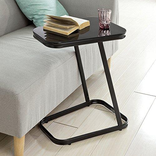 sobuy fbt43 sch table d appoint moderne table basse bout de canape a