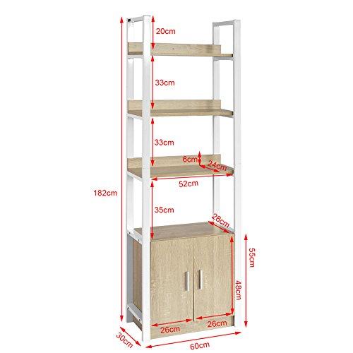 armoire de rangement 60 cm de large