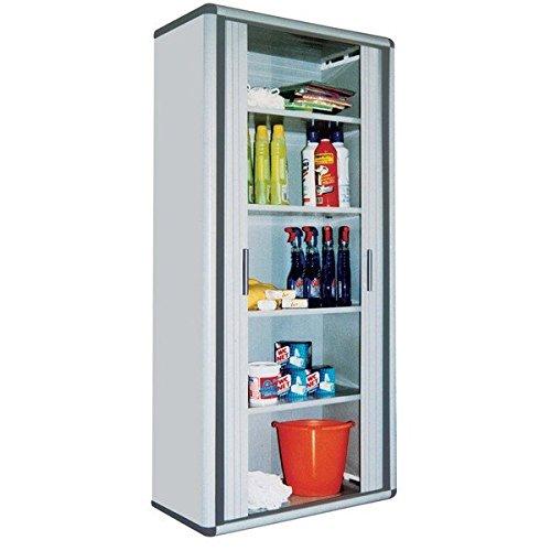 armoire de rangement en plastique