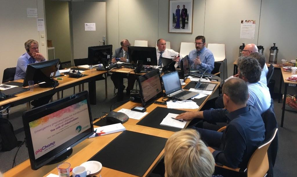Workshop on Emergency preparedness for Trans-boundary Animal Diseases