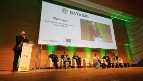 DATAGRI 2018 Phil Hogan